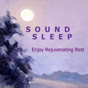 sound sleep: enjoy rejuvenating rest