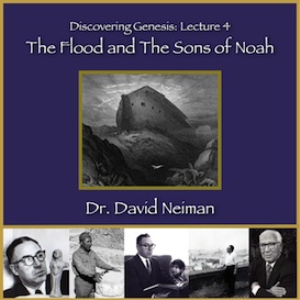 discovering genesis 4: the flood and the sons of noah