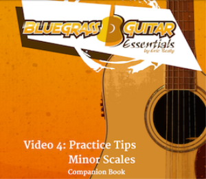 bge webisodes 7 & 8 | video 4: practice tips, minor scales, & scale summaries