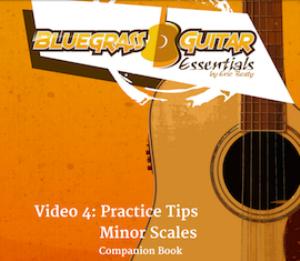 bge webisodes 7 & 8 | video 4: practice tips, minor scales, & scale summaries