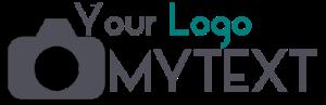logo camera template