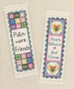 Friends Bookmarks | Crafting | Cross-Stitch | Other