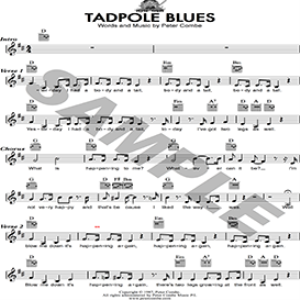 peter combe - tadpole blues
