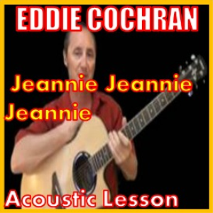 Learn to play Jeanie Jeanie Jeanie by Eddie Cochran | Movies and Videos | Educational