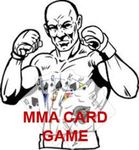 ufc card game