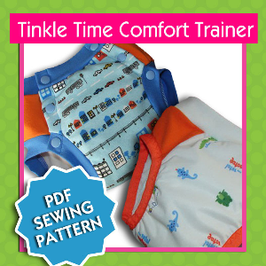tinkle time trainer pdf pattern bundle