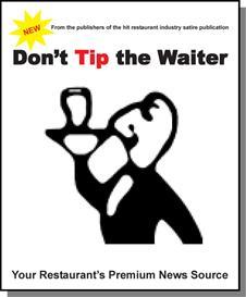 Don't Tip the Waiter... | eBooks | Humor
