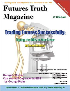 futures truth mag:  issue #2/2014