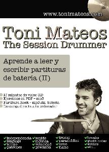 the session drummer. leccion 88. aprende a leer y escribir partituras de bateria (ii)