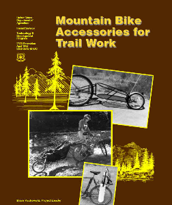 mountain bike accessories for trail work