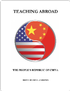 teaching abroad: the people's republic of china