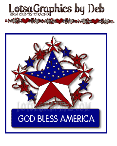patriotic god bless america banner clipart download