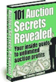 101 auction secrets