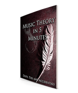 music theory in 5 minutes: the basics part 2
