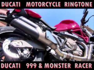 best ringtone 2014 ducati 999 racer