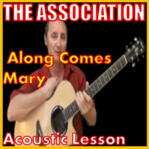 learn to play along comes mary by the association