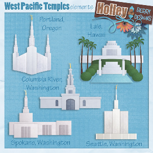 west pacific temples elements