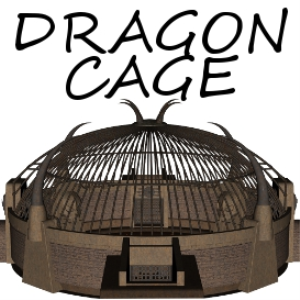 dragon cage for acheron pit