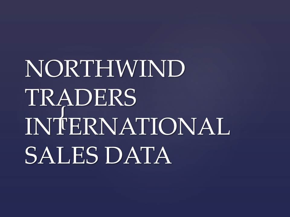northwind traders essay The hyborian age is the fictional period within the artificial mythology created by  robert e  the essay begins with the civilizations of the thurian age, lemuria,  and atlantis,  of the greek concept of the land of hyperborea, literally beyond  the north wind  argos, various seafaring traders of the mediterranean.