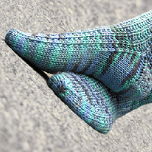 First Additional product image for - Cozipeds Knitting Pattern