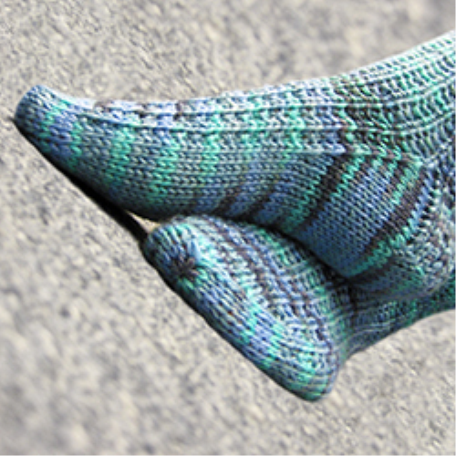 Second Additional product image for - Cozipeds Knitting Pattern