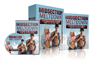 midsection meltdown - ebook and audio series