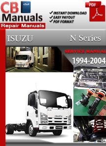 ISUZU N Series 1994-2004 Service Repair Manual | eBooks | Automotive