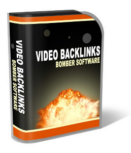 video backlinks bomber software
