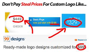 300 top quality logos