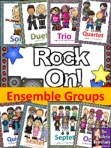 rock star ensembles solo, duet, trio, etc… bulletin board