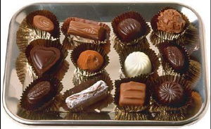 holiday candy and fudge recipes