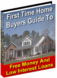 first time home buyer's guide