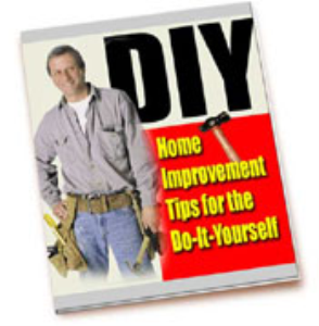 diy home improvement - do it yourself home improvement package