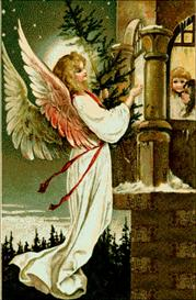 The Christkind Angel Cross Stitch Pattern | Other Files | Patterns and Templates