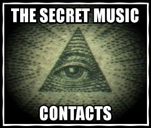 1# best seller the secret music contacts
