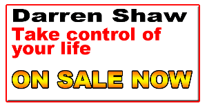 Darren ShawTake control of your life | Audio Books | Health and Well Being