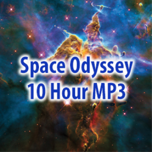 Space Odyssey MP3 For Sleep or Focus (10 Hours) | Music | Ambient
