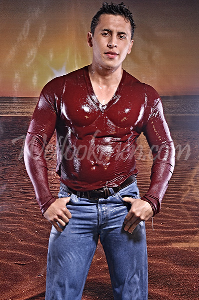David Red Shiny | Photos and Images | Fashion
