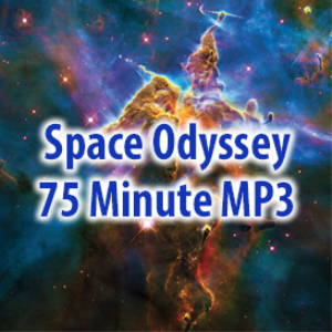 Space Odyssey MP3 For Sleep or Focus (75 Minutes) | Music | Ambient