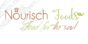premium food logo