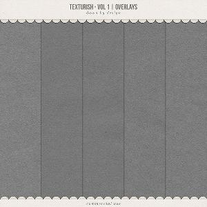 texturish - vol 1 | overlays