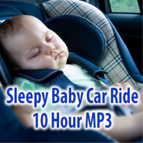 First Additional product image for - Sleepy Baby Car Ride MP3 (10 Hours)