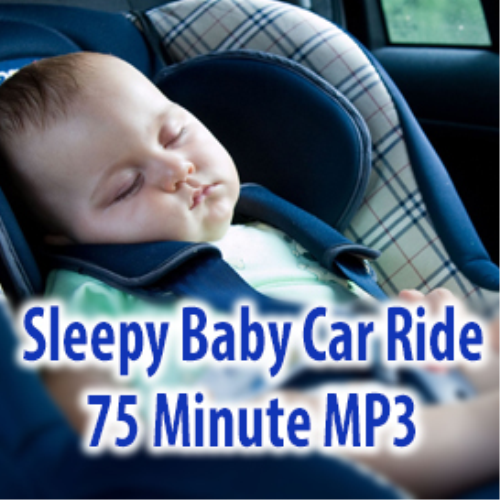First Additional product image for - Sleepy Baby Car Ride MP3 75 Minutes