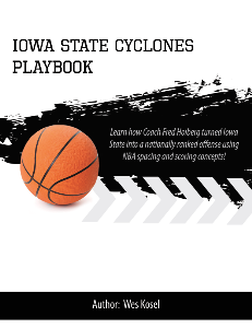 Iowa State Cyclones Playbook | eBooks | Sports