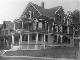 55 Victorian and Queen Anne Multi-Family House Plans | eBooks | Architecture