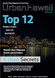 UrbanHawaii Mag & Travel Guide | eBooks | Travel