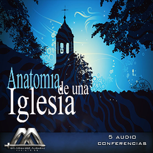 Anatomia De Una Iglesia | Audio Books | Religion and Spirituality