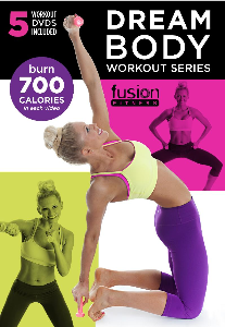 dream body dvd series - fusion mix with darby