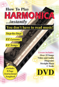 how to play harmonica instantly & beginner blues 1