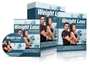 weight loss simplified - ebook and audio series